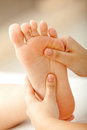 Pregnancy Foot Massage