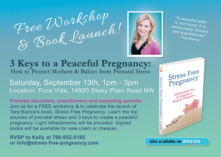Prenatal Workshop Edmonton