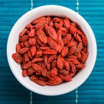 Goji Berry High Iron Food