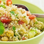 Iron rich foods quinoa